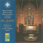Album artwork for British & Canadian Msuci for Organ / Ian Sadler