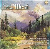 Album artwork for Due West - Music of Stephen Chatman / Vancouver Ch