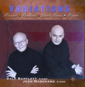 Album artwork for VARIATIONS