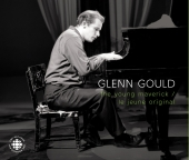 Album artwork for Glenn Gould - The Young Maverick