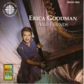 Album artwork for ERICA GOODMAN AND FRIENDS
