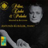 Album artwork for Polkas, Etudes & Preludes / Antonin Kubalek