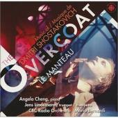 Album artwork for The Overcoat - Shostakovich / Bernardi, Cheng