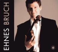 Album artwork for Max Bruch: Violin Concertors 1 & 2 / James Ehnes