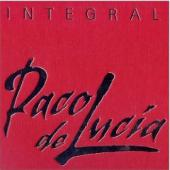 Album artwork for PACO DE LUCIA - INTEGRAL