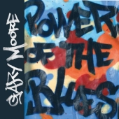 Album artwork for GARY MOORE - POWER OF THE BLUES