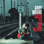 Album artwork for GARY MOORE - BACK TO THE BLUES