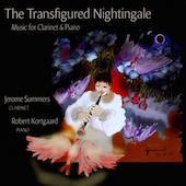 Album artwork for The Transfigured Nightingale / Jerome Summers