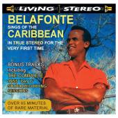Album artwork for Belafonte Sings Of the Caribbean in True Stereo