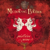 Album artwork for MISTLETOE AND WINE - Mediaeval Babes