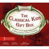 Album artwork for The Classical Kids Gift Box