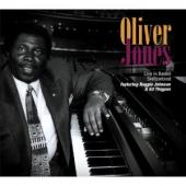 Album artwork for Oliver Jones: Live In Baden, Switzerland