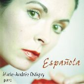 Album artwork for Marie-Andree Ostiguy: Espanola