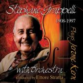 Album artwork for Stephane Grappelli: Plays Jerome Kern