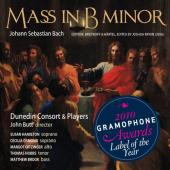 Album artwork for Bach: Mass in B Minor / Dunedin Consort
