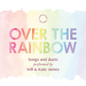 Album artwork for Over the Rainbow - Songs and Duets performed by Wi