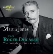 Album artwork for Roger-Ducasse: The Complete Piano Music