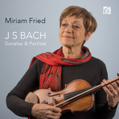 Album artwork for Bach: Sonatas & Partitas / Miriam Fried