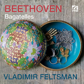 Album artwork for Beethoven: Bagatelles