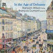 Album artwork for In the Age of Debussy