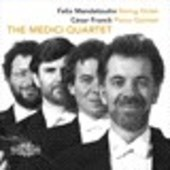 Album artwork for Mendelssohn: String Octet - Franck: Piano Quintet