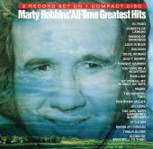Album artwork for Marty Robbins' All-time Greatest Hits
