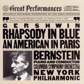 Album artwork for Gershwin: Rhapsody in Blue/An American in Paris