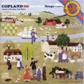 Album artwork for Copland: Old American Songs & Canticle of Freedom