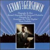Album artwork for Levant Plays Gershwin