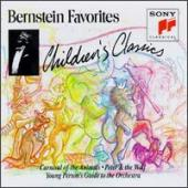 Album artwork for Bernstein Favorites Children's Classics - Carnava