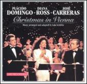 Album artwork for Christmas in Vienna - Domingo, Ross, Carreras