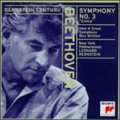 Album artwork for Beethoven: Symphony 3 / Bernstein