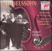 Album artwork for Isaac Stern A Life in Music -  Piano Trios