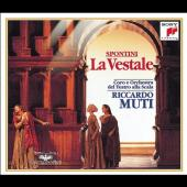 Album artwork for Spontini: La Vestale / Graves, Muti