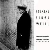 Album artwork for STRATAS SINGS WEILL