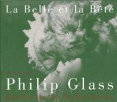 Album artwork for Glass: LA BELLE ET LA BETE