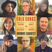 Album artwork for Kronos Quartet: Folk Songs