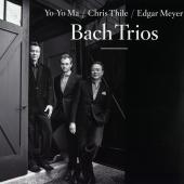 Album artwork for Bach: Trios / Yo-Yo Ma, Edgar Meye, Chris Thile