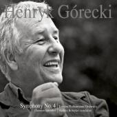 Album artwork for Gorecki: Symphony #4 / LPO, Boreyko