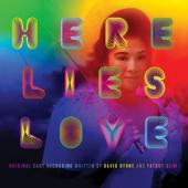 Album artwork for Here Lies Love: Original Cast Recording