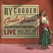 Album artwork for Ry Cooder and Corridos Famosos: Live