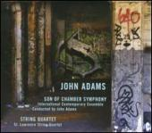 Album artwork for John Adams  Son of Chamber Symphony
