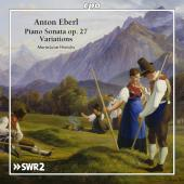Album artwork for Eberl: PIano Sonata op. 27, Variations / Hinrichs
