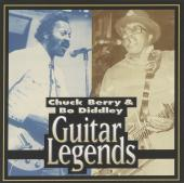 Album artwork for Guitar Legends / Chuck bery & Bo Diddley