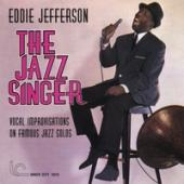 Album artwork for Eddie Jefferson: The Jazz Singer