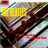 Album artwork for BEATLES PLEASE PLEASE ME