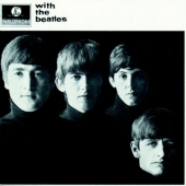 Album artwork for WITH THE BEATLES