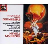 Album artwork for Handel: Der Messias / Popp, Marriner