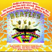 Album artwork for BEATLES MAGICAL MYSTERY TOUR