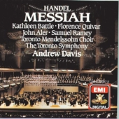 Album artwork for Handel: Messiah (A. Davis)